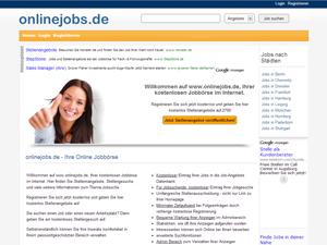 onlinejobs.de