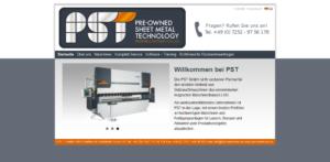 PST Homepage