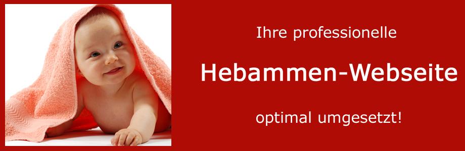 Webseiten für Hebammen